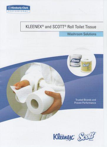 KLEENEX and SCOTT